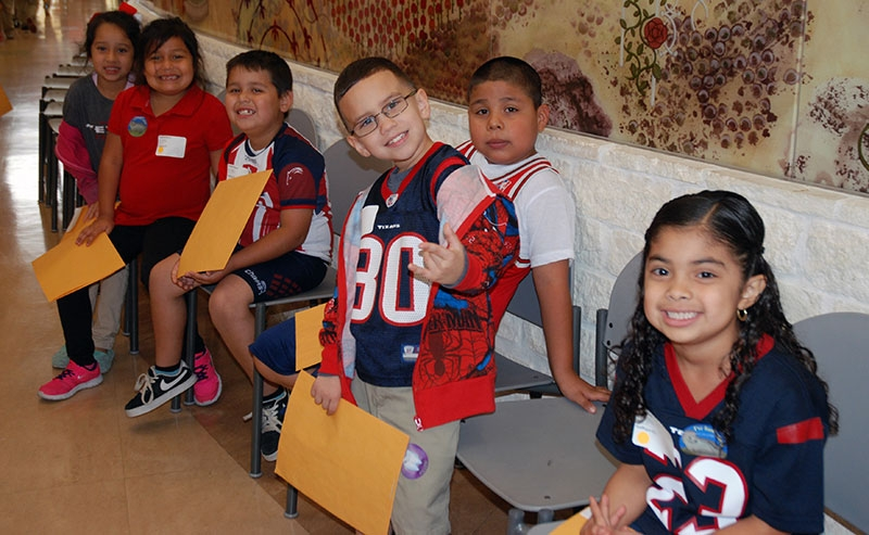 ICity helps good dental hygiene take root in second-graders
